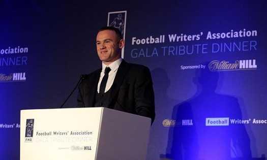 Руни - футболист года по версии Ассоциации футбольных журналистов