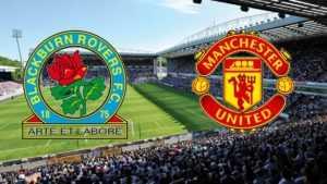 «Блэкберн Роверс» против «Юнайтед»