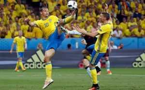 Златан Ибрагимович sweden