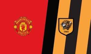 «Манчестер Юнайтед» против «Халл Сити»