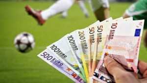 футбольные деньги