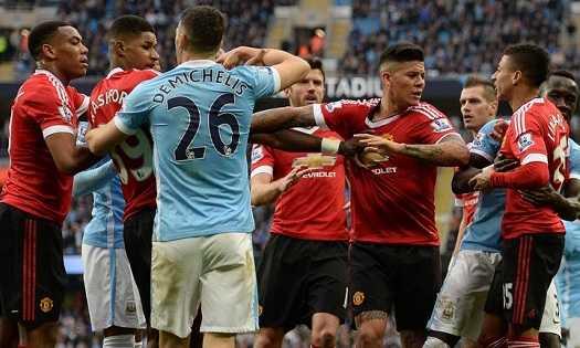 «Манчестер Юнайтед» - «Манчестер Сити»