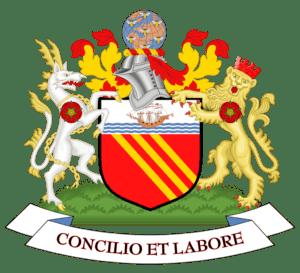 герб Манчестера