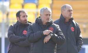 Тренерский штаб «Манчестер Юнайтед»