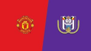 «Манчестер Юнайтед»-«Андерлехт»