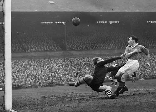 «Манчестер Юнайтед»: 1940-1949