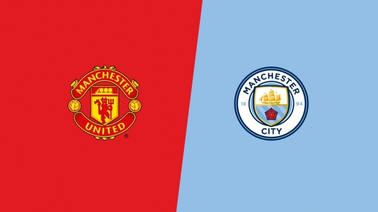 Премьер Лига, 26-й тур. «Манчестер Сити» - «Манчестер Юнайтед»