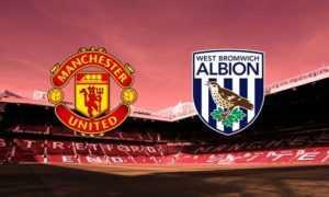 «Манчестер Юнайтед» - «Вест Бромвич Альбион»