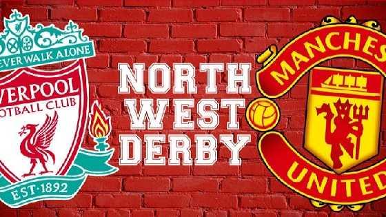 """Северо-западное дерби """"Манчестер Юнайтед"""" - """"Ливерпуль"""""""