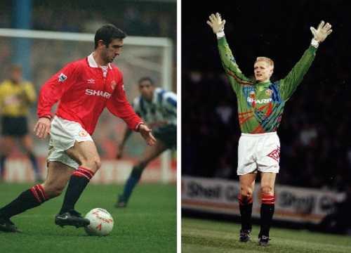 «Манчестер Юнайтед»: 1990-1999