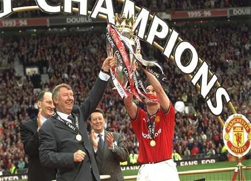 «Манчестер Юнайтед»: 2000-2009