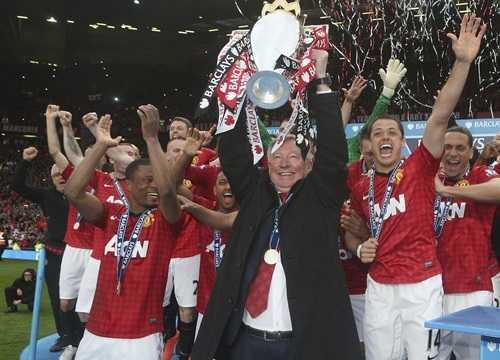 «Манчестер Юнайтед»: 2010-2014