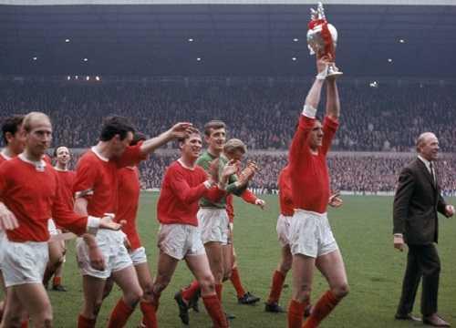 «Манчестер Юнайтед»: 1960-1969