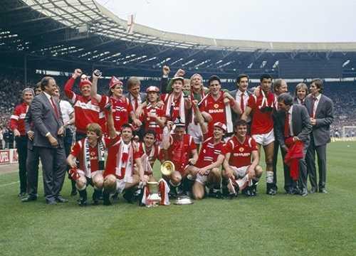 «Манчестер Юнайтед»: 1980-1989