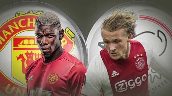 «Манчестер Юнайтед» и «Аякс»
