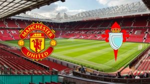 «Манчестер Юнайтед» - «Сельта»