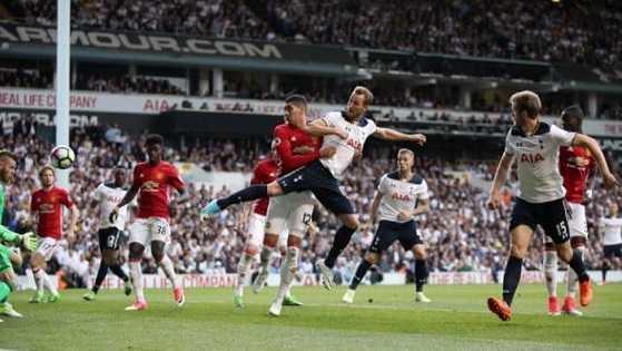 «Тоттенхэм» - «Манчестер Юнайтед» 2: 1