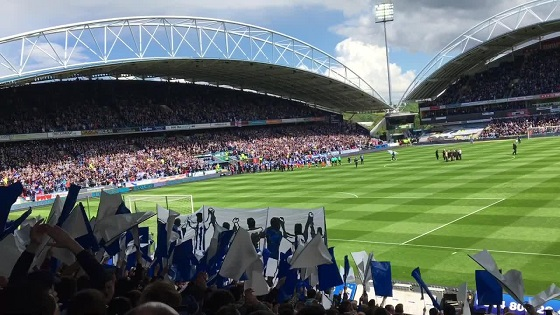 стадион «Джона Смита».