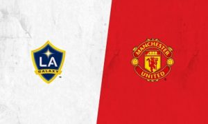 «Лос Анжелес Гэлакси» - «Манчестер Юнайтед»