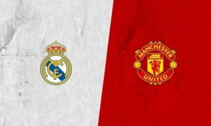 «Манчестер Юнайтед» - «Реал Мадрид»