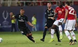 Суперкубок УЕФА: «Реал Мадрид» - «Манчестер Юнайтед»