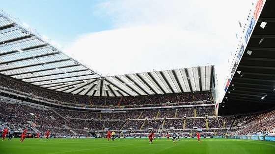 Стадион ньюкасл юнайтед фото
