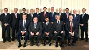Стратегического совета УЕФА