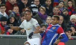 «Базель» - «Манчестер Юнайтед» 1:0