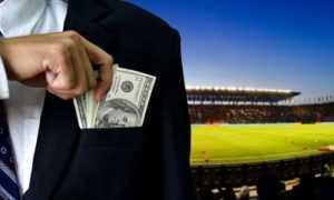 деньги на футболе
