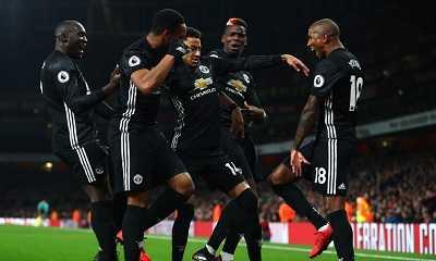 «Арсенал» - «Манчестер Юнайтед» 1:3