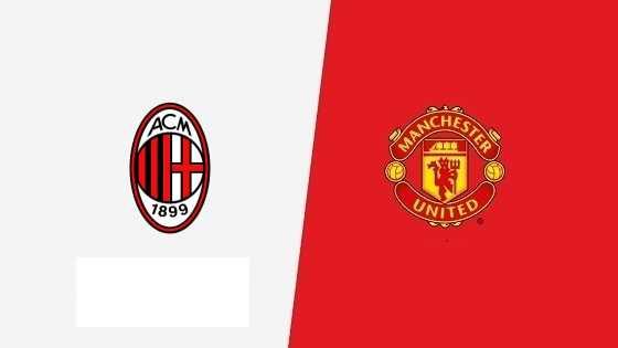Милан-Ман Юнайтед