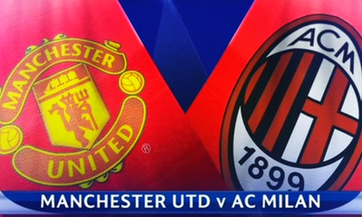 manchester united - milan