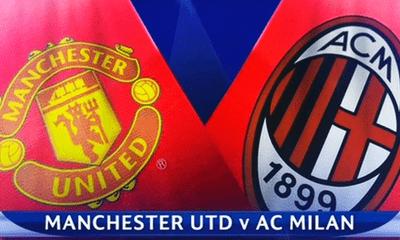 manchester united - milan