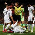 """""""Манчестер Юнайтед"""" - """"Пари Сен-Жермен"""" 0:2"""
