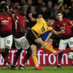 Кубок Англии "Вулверхэмптон Уондерерс" - "Манчестер Юнайтед" 2:1