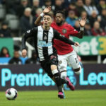 «Ньюкасл Юнайтед» - «Манчестер Юнайтед» 1:0