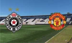 Партизан - Манчестер Юнайтед